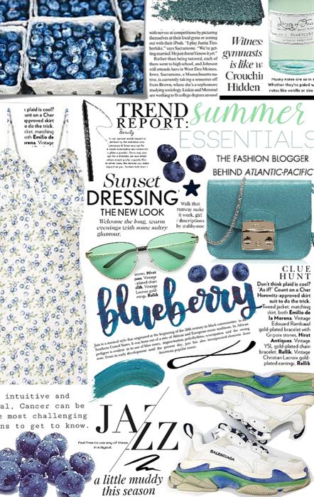 blueberry blues. 💙