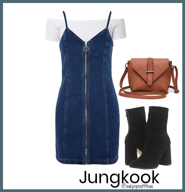 Aquarium date with Jungkook | BTS