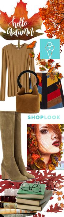 Hello # Autumn # back to school # shoplook
