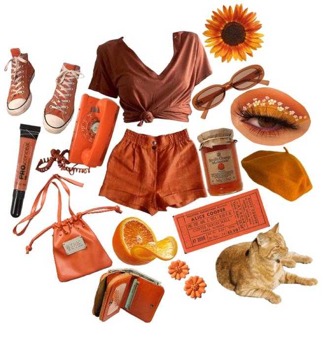 orange craze