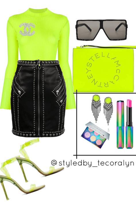 neon chick