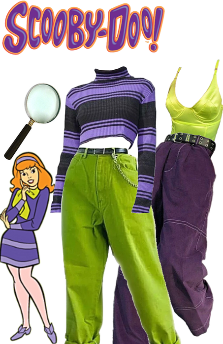 Scooby-Doo Daphne