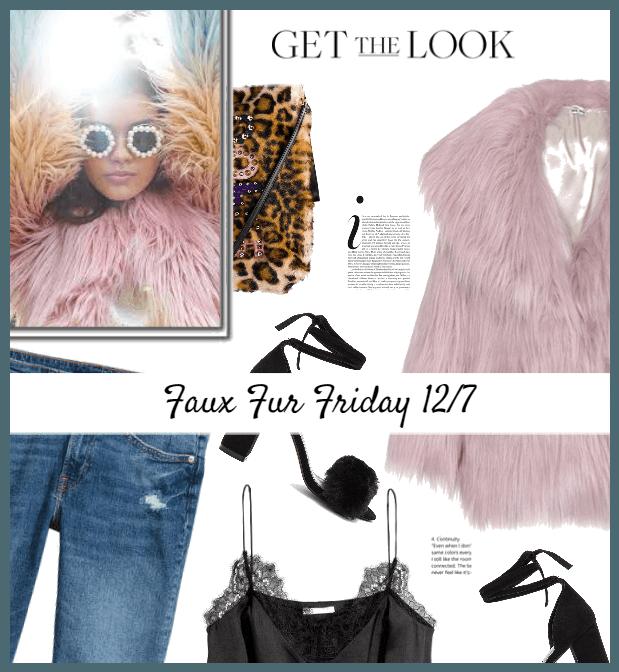 Faux Fur Friday 12/7/2018