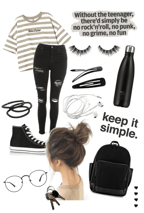 basic everyday outfit