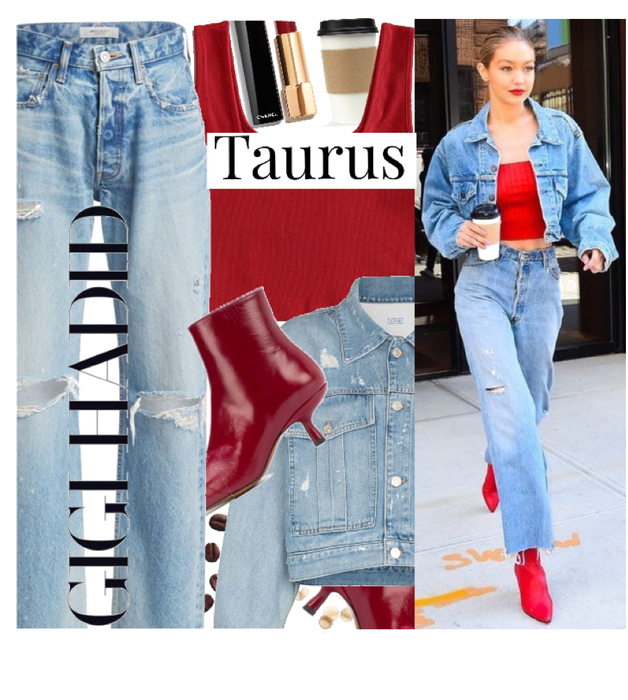 Taurus inspo by Gigi