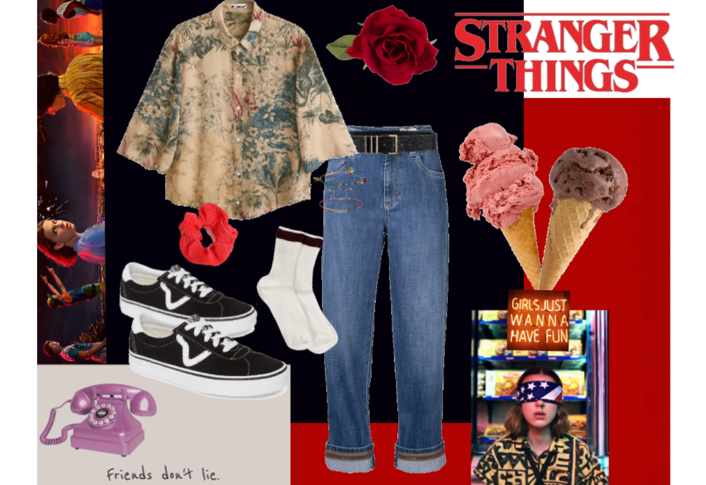 Eleven Re-Vamped (Stranger Things)