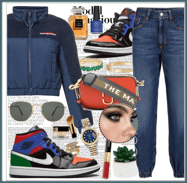 Sneakers challenge