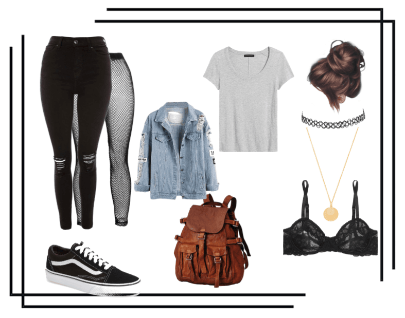 casual summer oufit