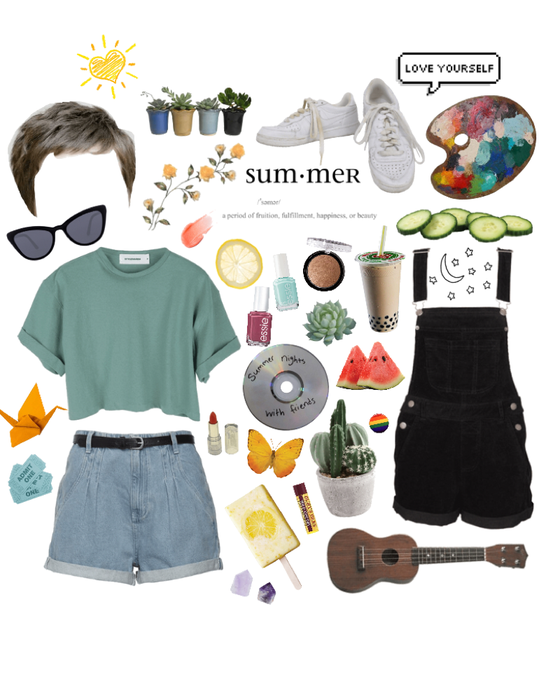 My Summer.