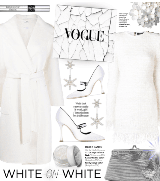 Fall in White