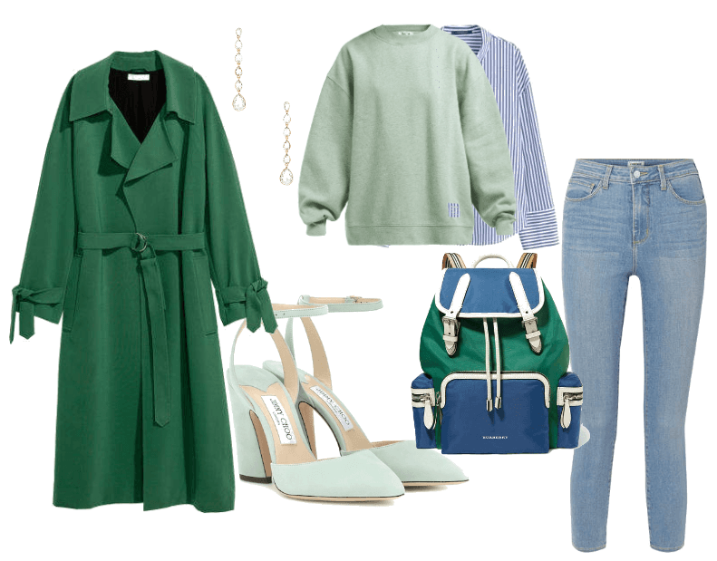 outerwear outfit