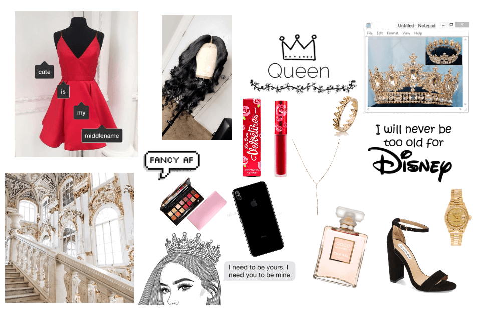 Instagram Princess