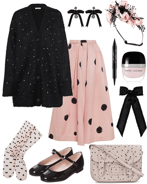 in love with dots