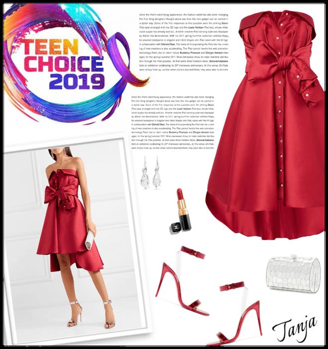 Teen Choice Fashion