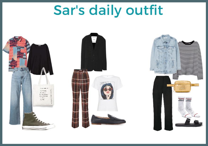 Sarahauliya's daily outfit