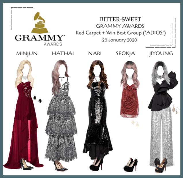 BITTER-SWEET Grammy Awards 200126