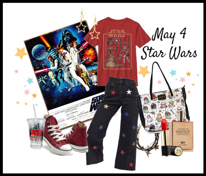"""May 4 """"Stars Wars"""""""
