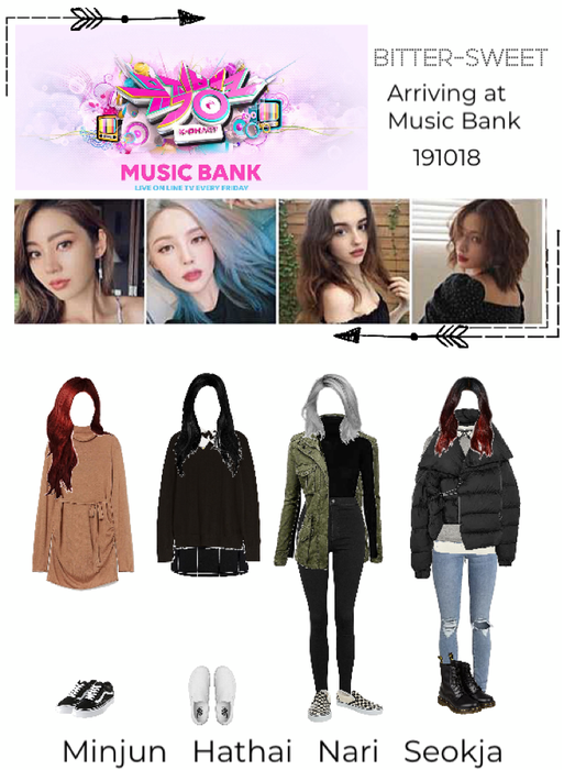 BSW Music Bank 191018
