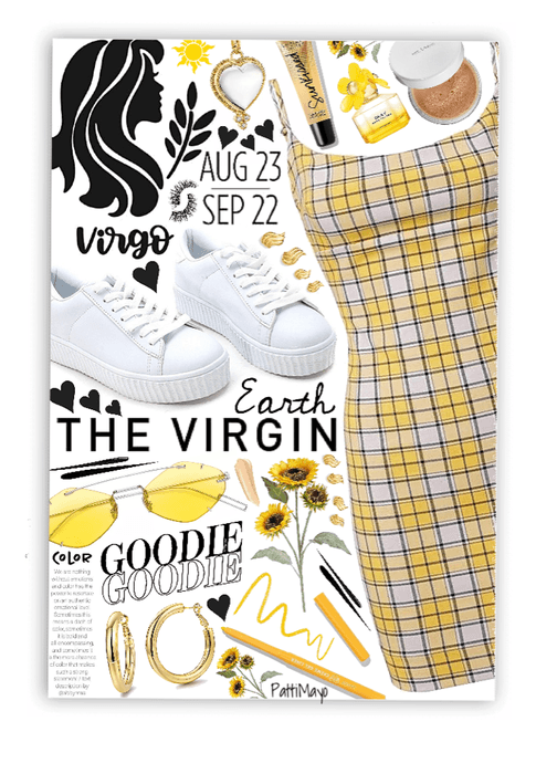The Virgin ♍️💛