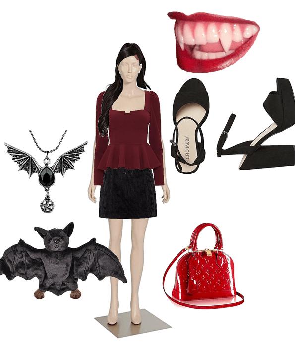 Vampie Costume