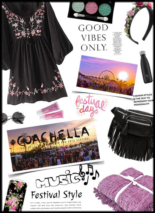 Coachella Styling