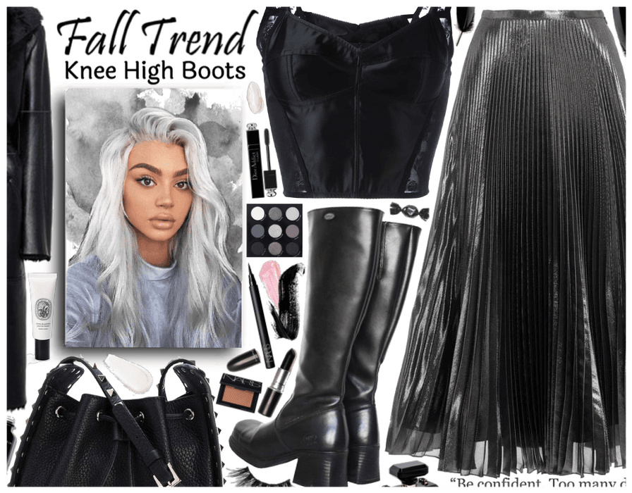 Fall Trend: Knee High Boots