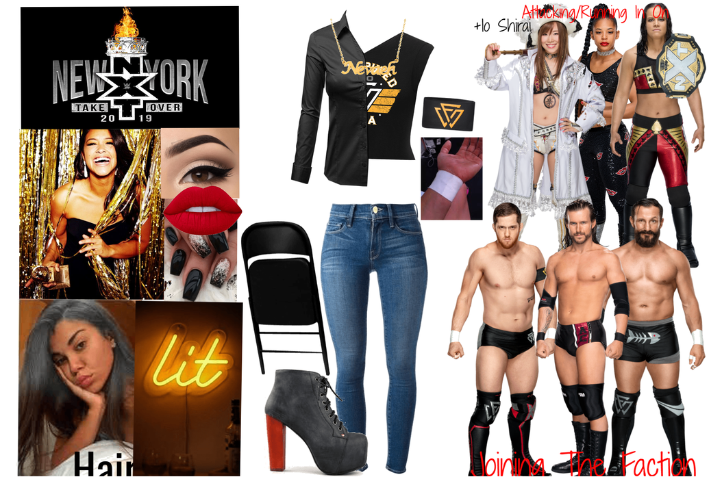 Nevaeh - NXT Takeover: New York