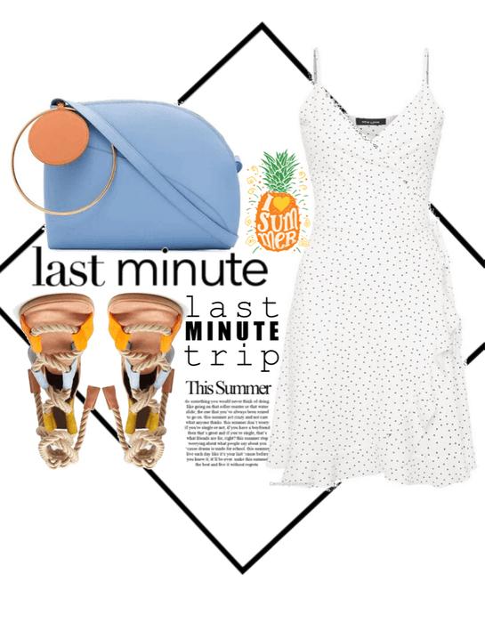 Last Minute of Summer