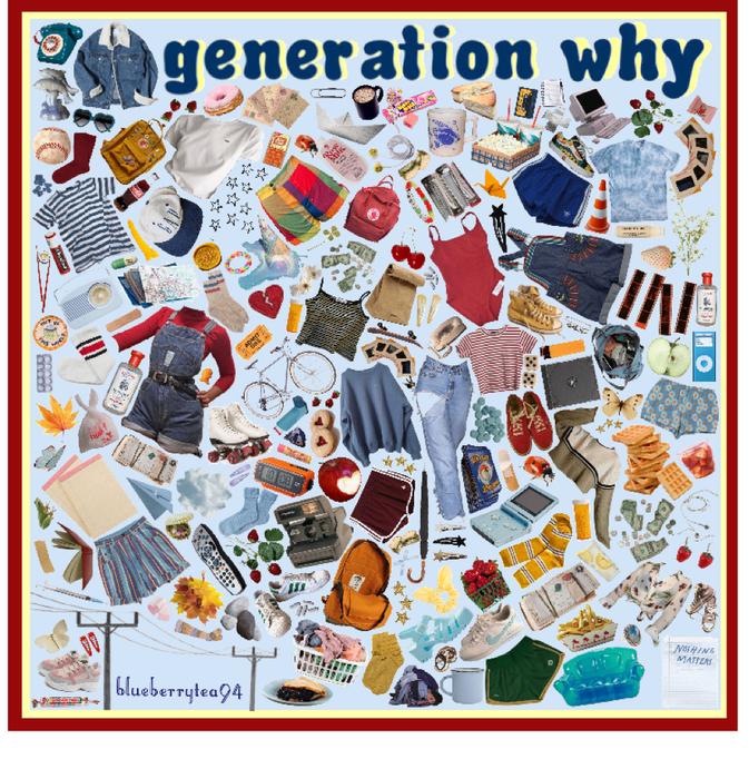 generation why moodboard