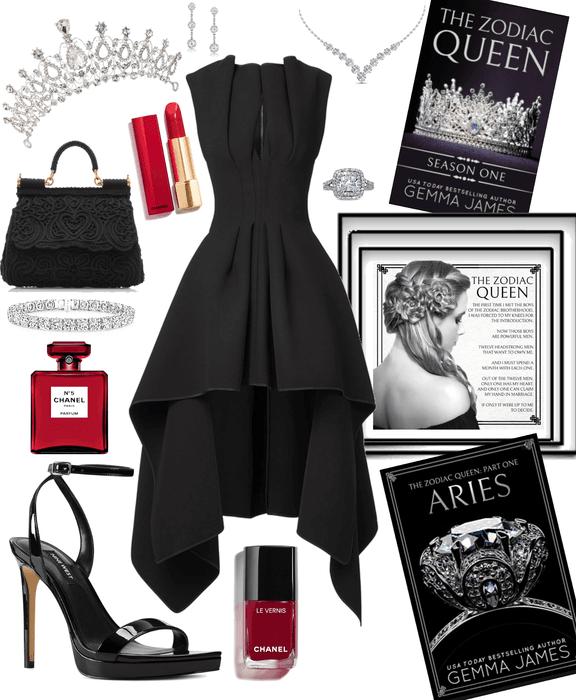 The Aries Zodiac Queen