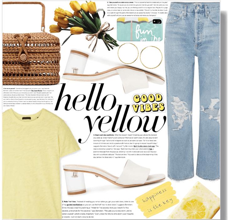 hello yellow 💛