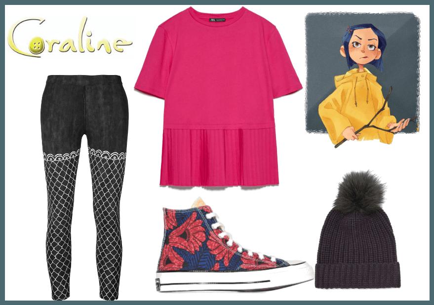 Coraline Jones 19 Outfit Shoplook