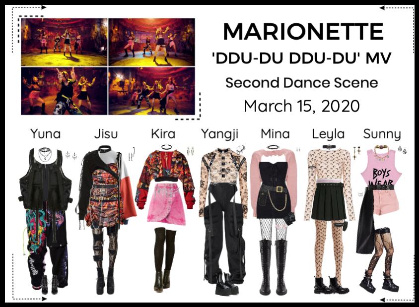 MARIONETTE (마리오네트) '뚜두뚜두 (DDU-DU DDU-DU)' MV