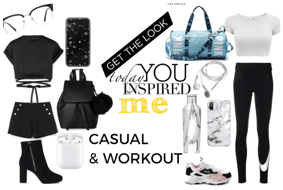 WORKOUT  AND CASUAL
