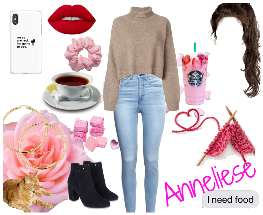 Anneliese Inspired