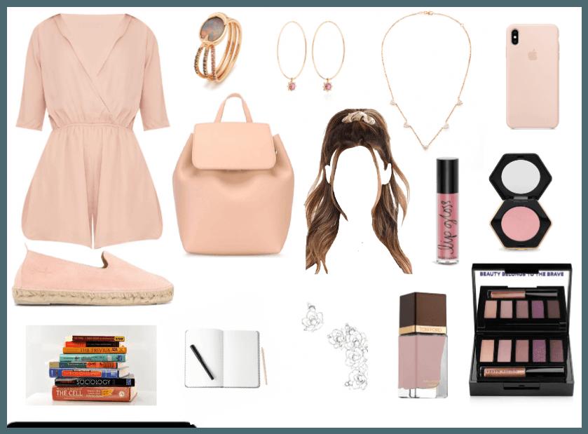 Pink Pastel Subtle