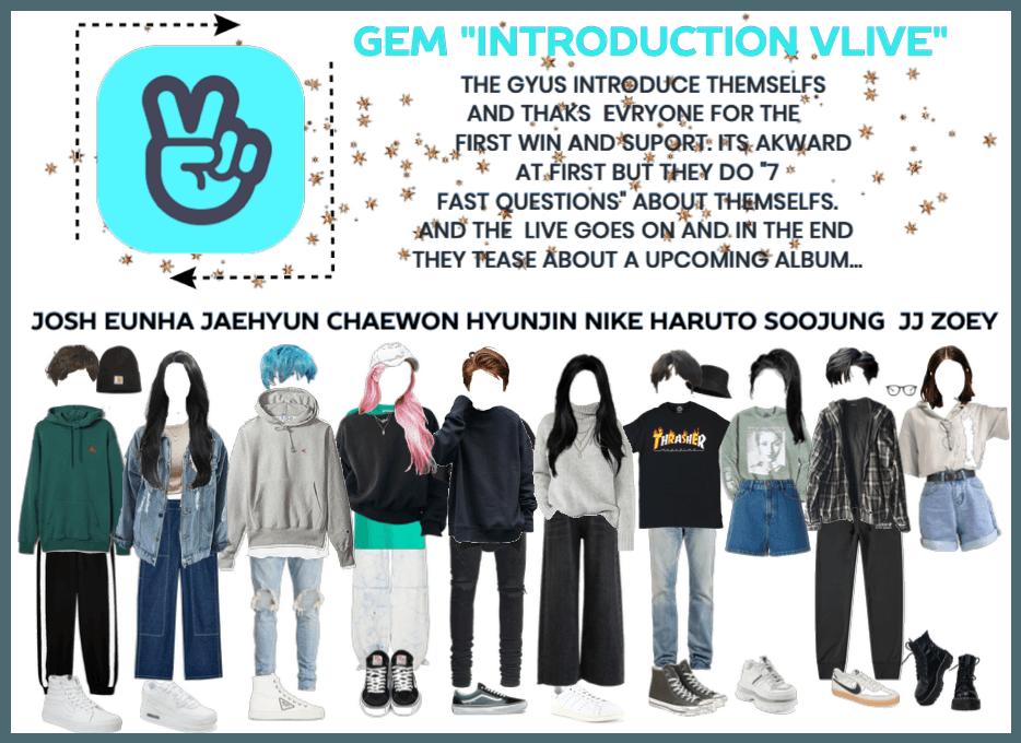 GEM II INTRODUCTION VLIVE