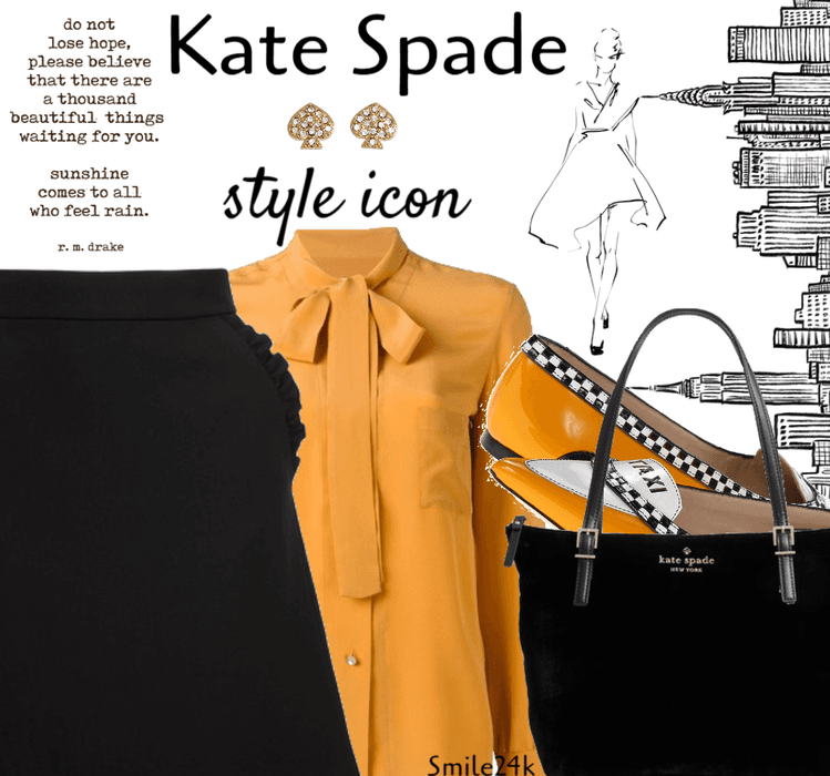Kate Spade Style Icon