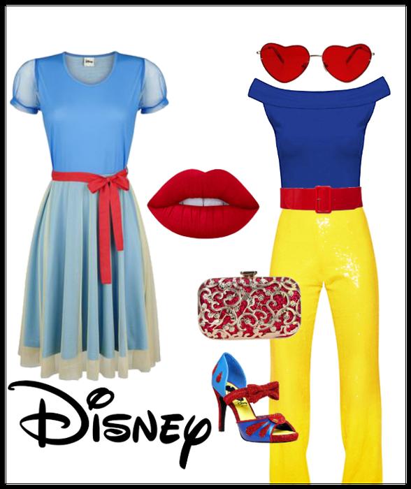 Snow White Disney Bounding