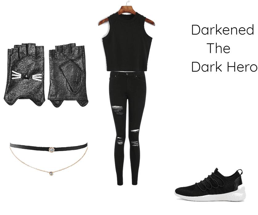 Darkened Hero