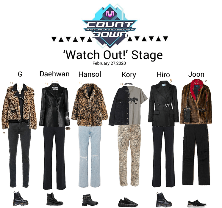 PREDATOR//'Watch Out!' MCountdown Stage