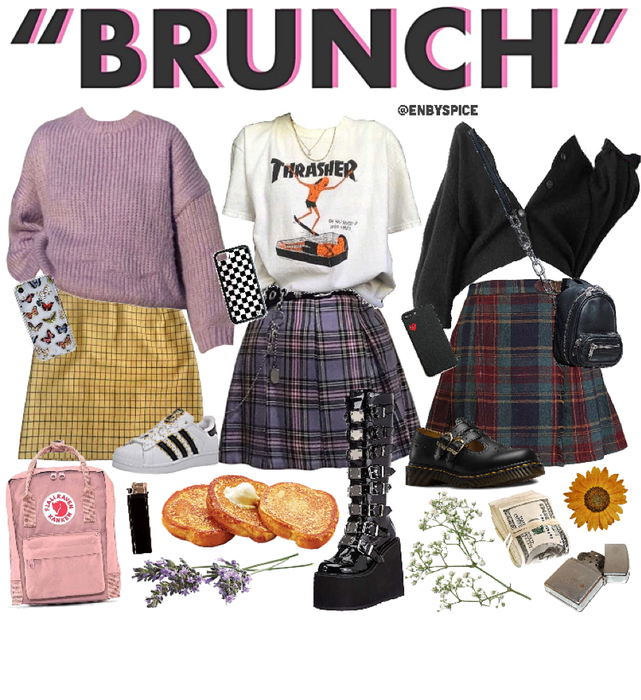 girls going on a brunch date together 🥰