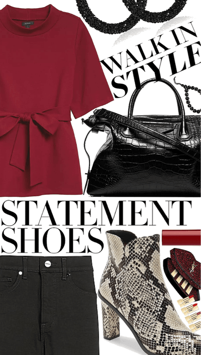 💋Walk in Style💋First Date💋Statement shoe💋