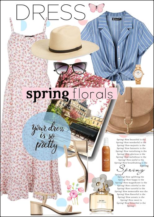 Spring sundress