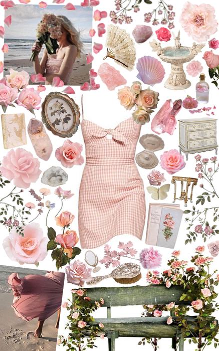 Fancy Pink Gal
