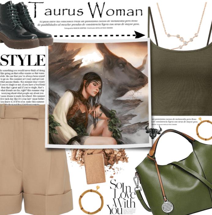 Taurus Woman. 🐃