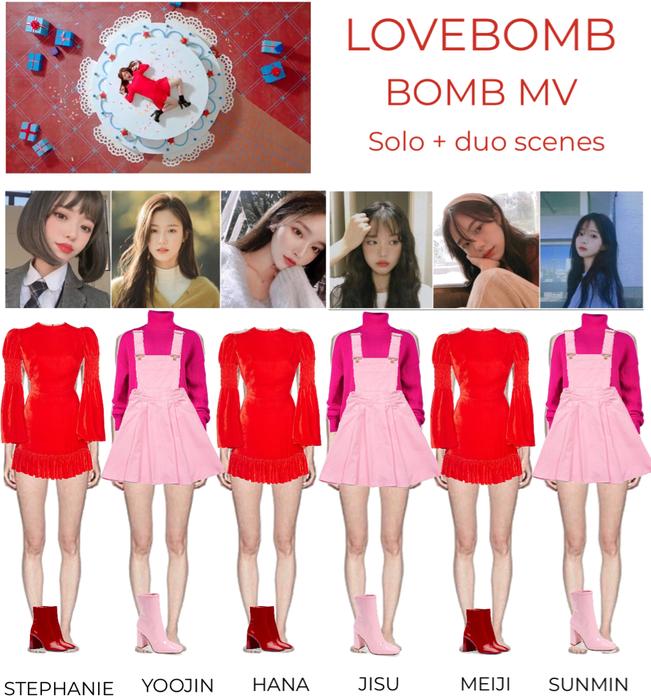 LOVEBOMB - Bomb mv
