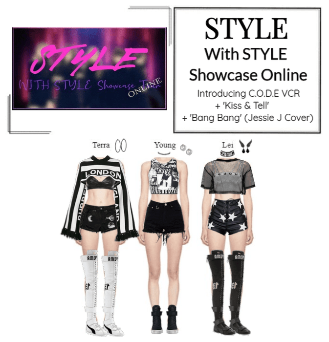 """STYLE """"WITH STYLE"""" Online Showcase"""
