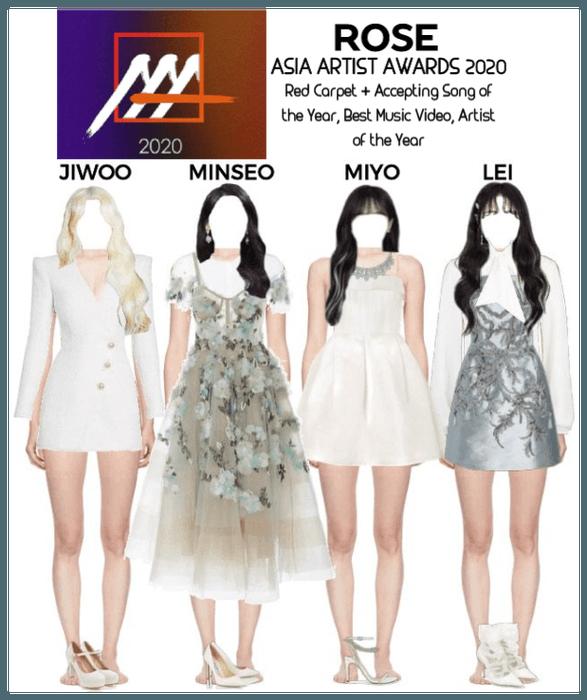 {RoSE} Asia Artist Awards 2020