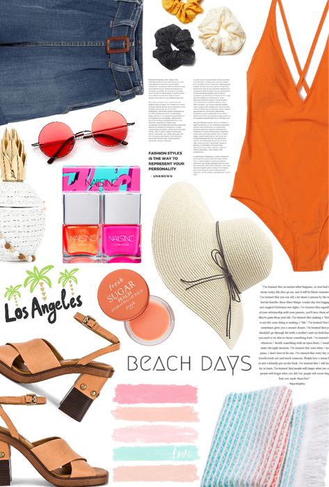 Summer Vacation Style: Beach Vibes